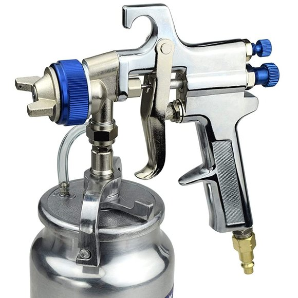 Dynastus Other - SPRAY GUN for Painting - Siphon feed - 33oz - NEW